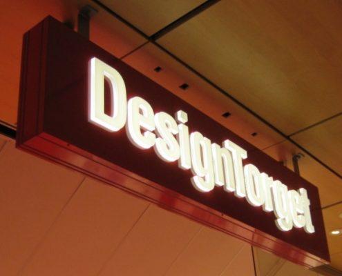DesignTorget ljuslåda av FocusNeo i Stockholm
