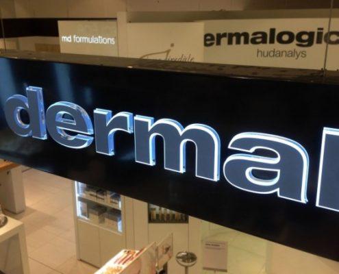 Dermalogica ljuslåda i hudkliniken av FocusNeo