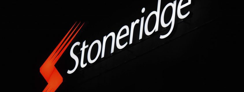 Skyltplats Stoneridge