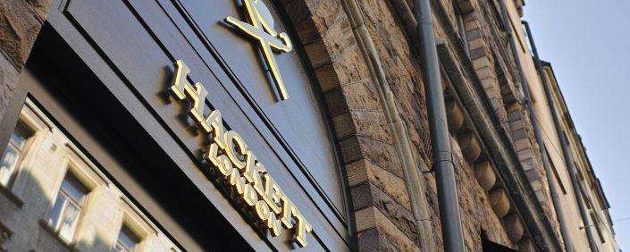 Showroom skyltar tillverkare företag i stockholm | FocusNeo