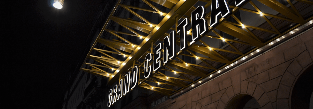 Grand Central by Scandic Entrance