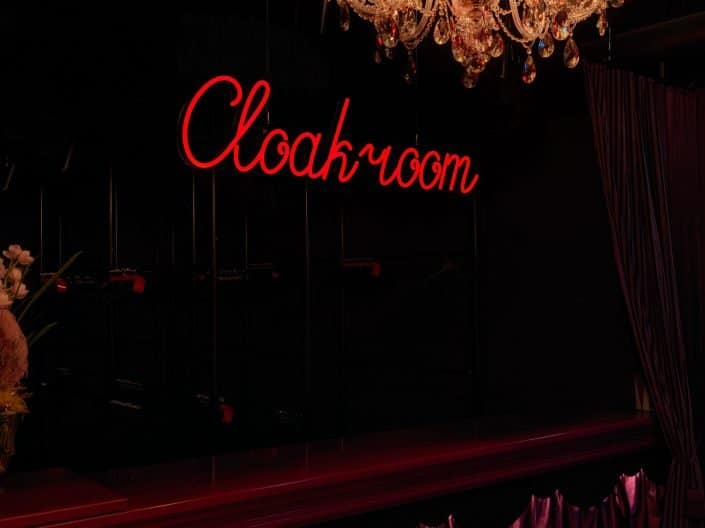 Cloakroom The Concept LPFLEX