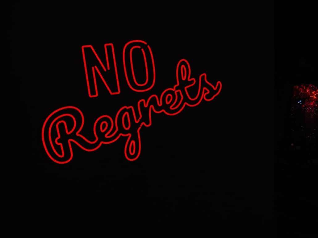 No Regrets The Concept LPFLEX