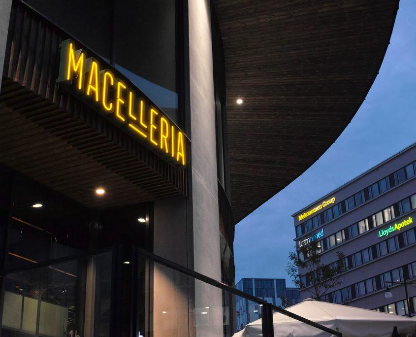 Skyltservice i Stockholm   FocusNeo