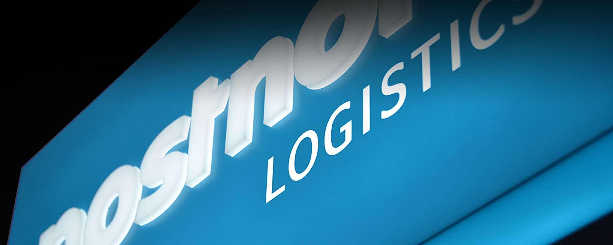 Postnord logistics ljuslåda av FocusNeo