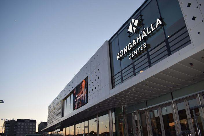 Kongahälla Center